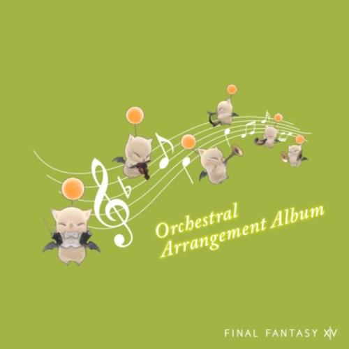 FINAL FANTASY XIV Orchestral Arrangement Album(CD)