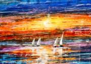 IMG_2126 Sailboats at Sunset