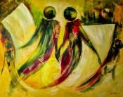 1 Two People Yellow IMG_5931