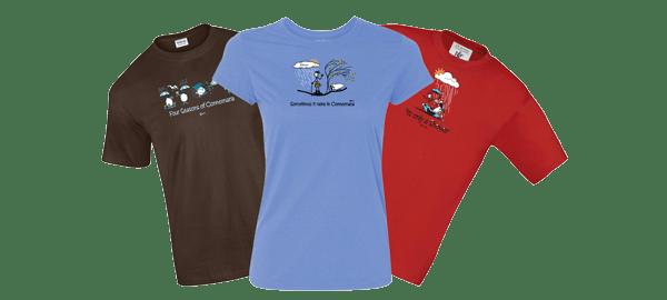 Connemara t-shirts