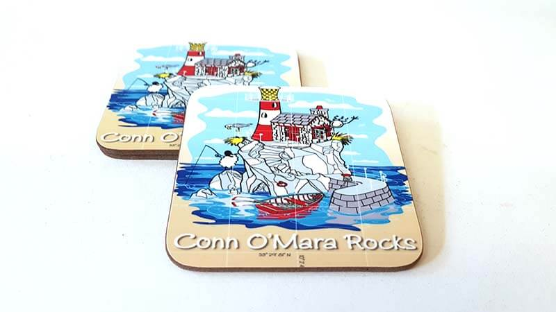 Coaster Connemara Rocks