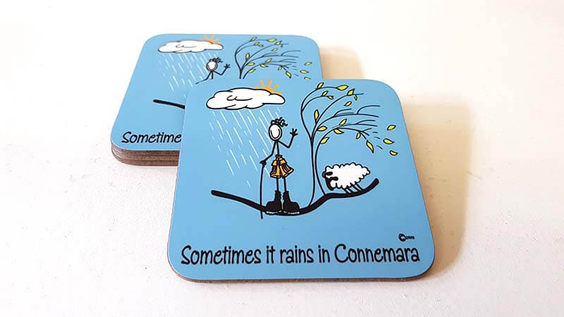 Coaster Sometimes it Rains