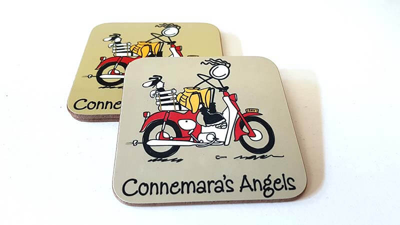 Coaster Connemaras Angels