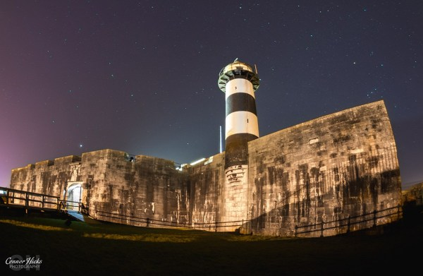 southsea-castle-at-night