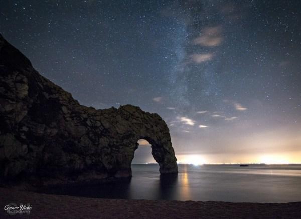 Durdle-Door-Milky-Way