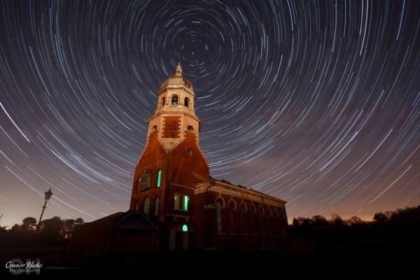 Netley-Hospital-Star-Trails-Hampshire-Astrophotography