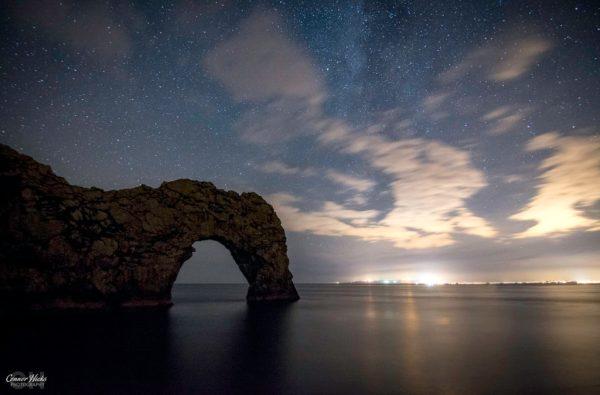 Durdle-Door-Milky-Way-Dorset-Astrophotography