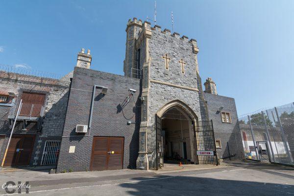 HMP-Kingston-Prison-Main-Entrance