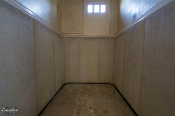 Haslar-Hospital-Padded-Cell