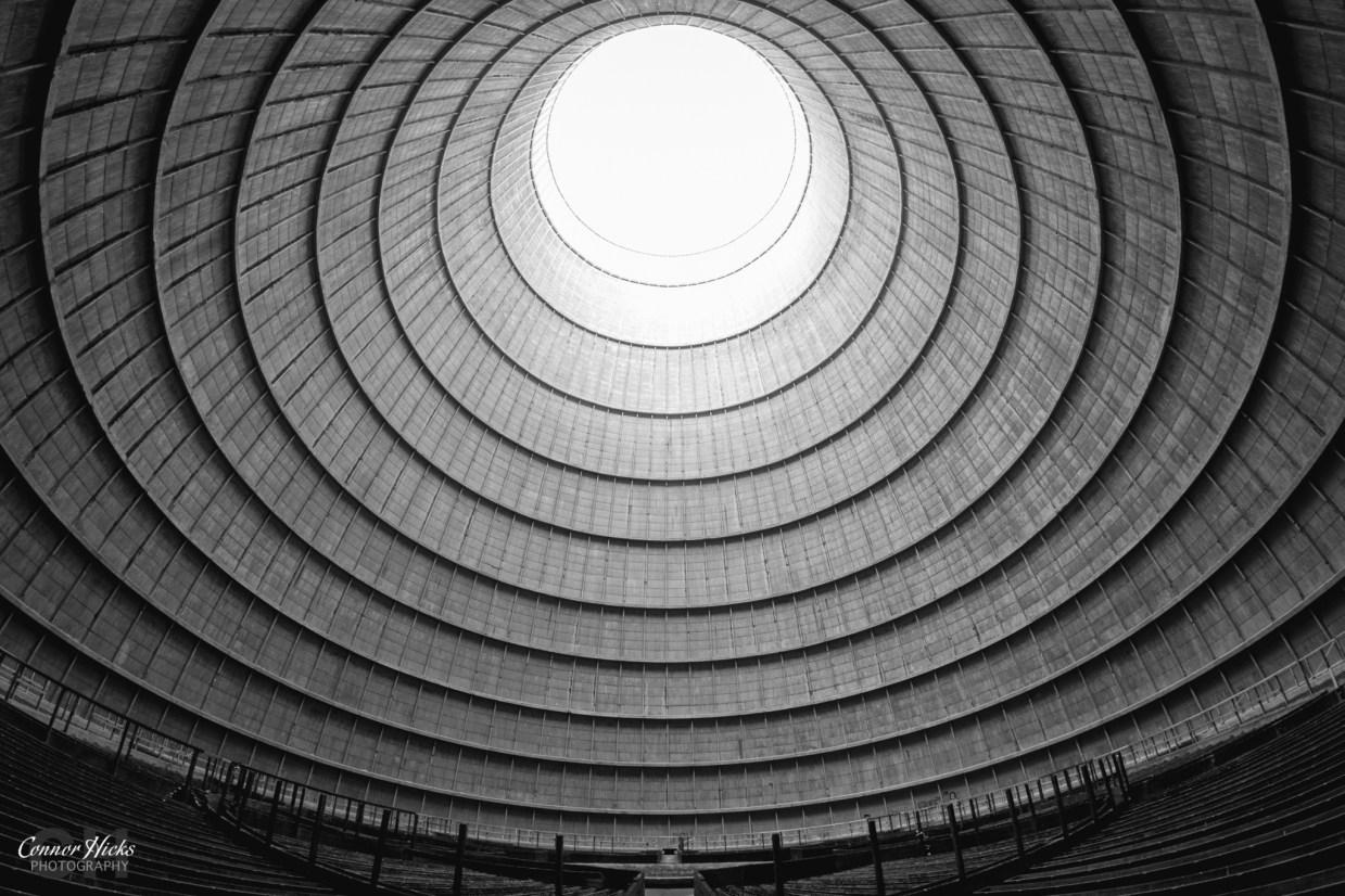 belgium cooling tower urbex im