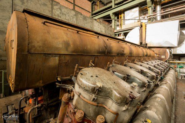 belgium urbex diesel farm