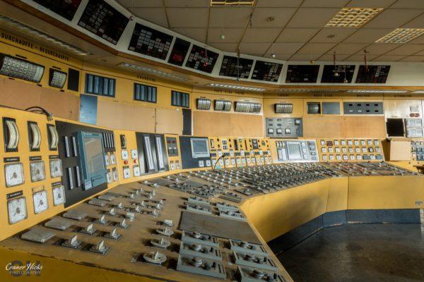 control room urbex france