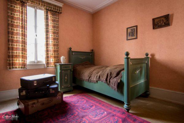 hunters hotel germany bedroom urbex