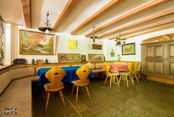 urbex germany hunters hotel restaurant