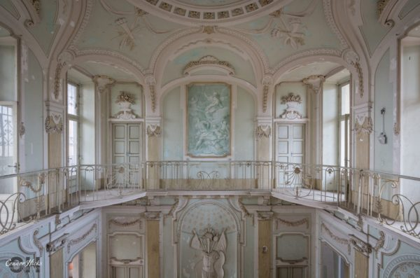 Villa Mint Urbex Italy