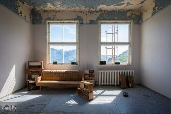 abandoned asylum norway