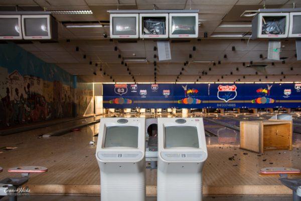 belgium urbex bowling world