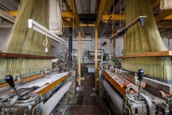 cotton factory urbex