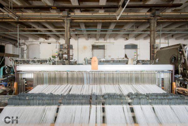 cotton mill urbex austria