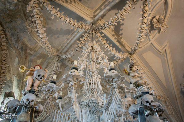 czech republic sedlec ossuary church of bones