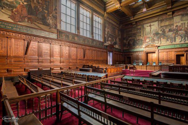 grand court belgium urbex