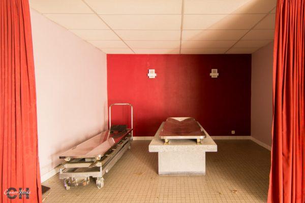 hospital morgue urbex belgium