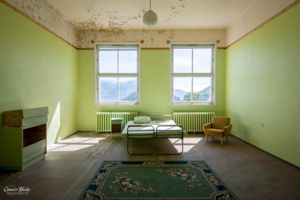 norway urbex asylum