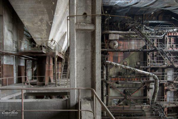 power station hungary urbex