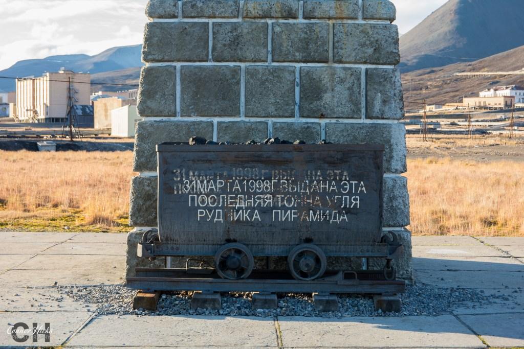 pyramiden coal cart 1024x683 Pyramiden, Svalbard