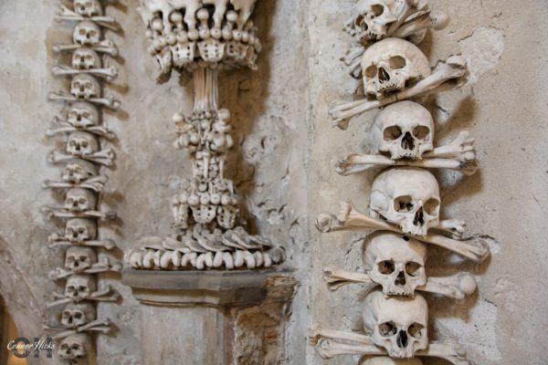 skulls church sedlec ossuary