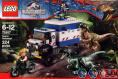 Lego JW Raptor Rampage 1