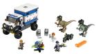 Lego JW Raptor Rampage 2