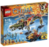Chima - King Crominus' Rescue