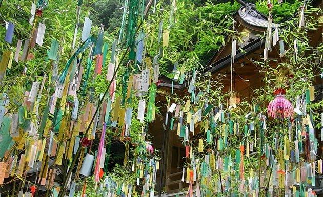 Tanabata, una de las festividades más importantes de Japón