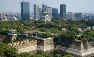 Casitllo de Osaka