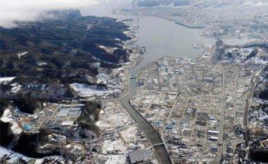 japón desastre 2011