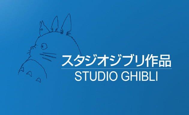 Logotipo de Studio Ghibli
