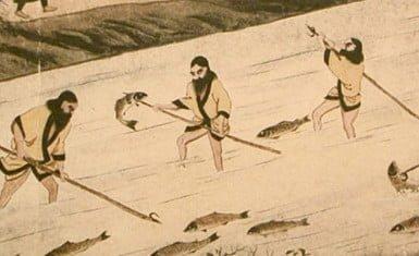 Pescadores ainu