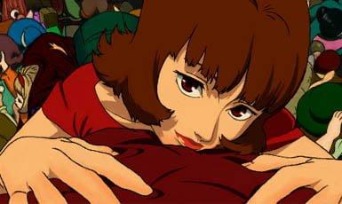 Paprika - Satoshi Kon, top 10 película de anime