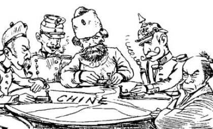 triple intervención japonesa, fin del imperialismo de Japón