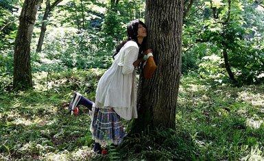 mori girl, subculturas urbanas de Japón