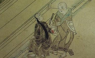 Homosexualidad en Japón: Nanshoku 1