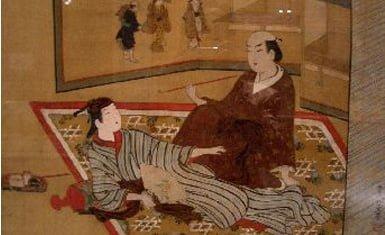 Homosexualidad en Japón: Nanshoku 2