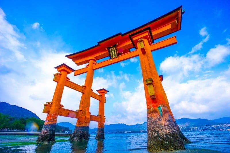 Santuario sintoísta de Itsukushima