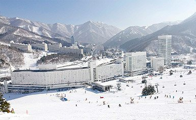 winter sports in Japan 2