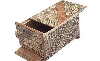 caja secreta de Hakone