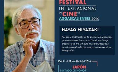 Hayao Miyazaki Aguascalientes
