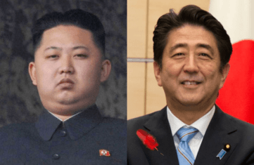 los misiles norcoreanos pueden cambiar la opinión pública de Abe