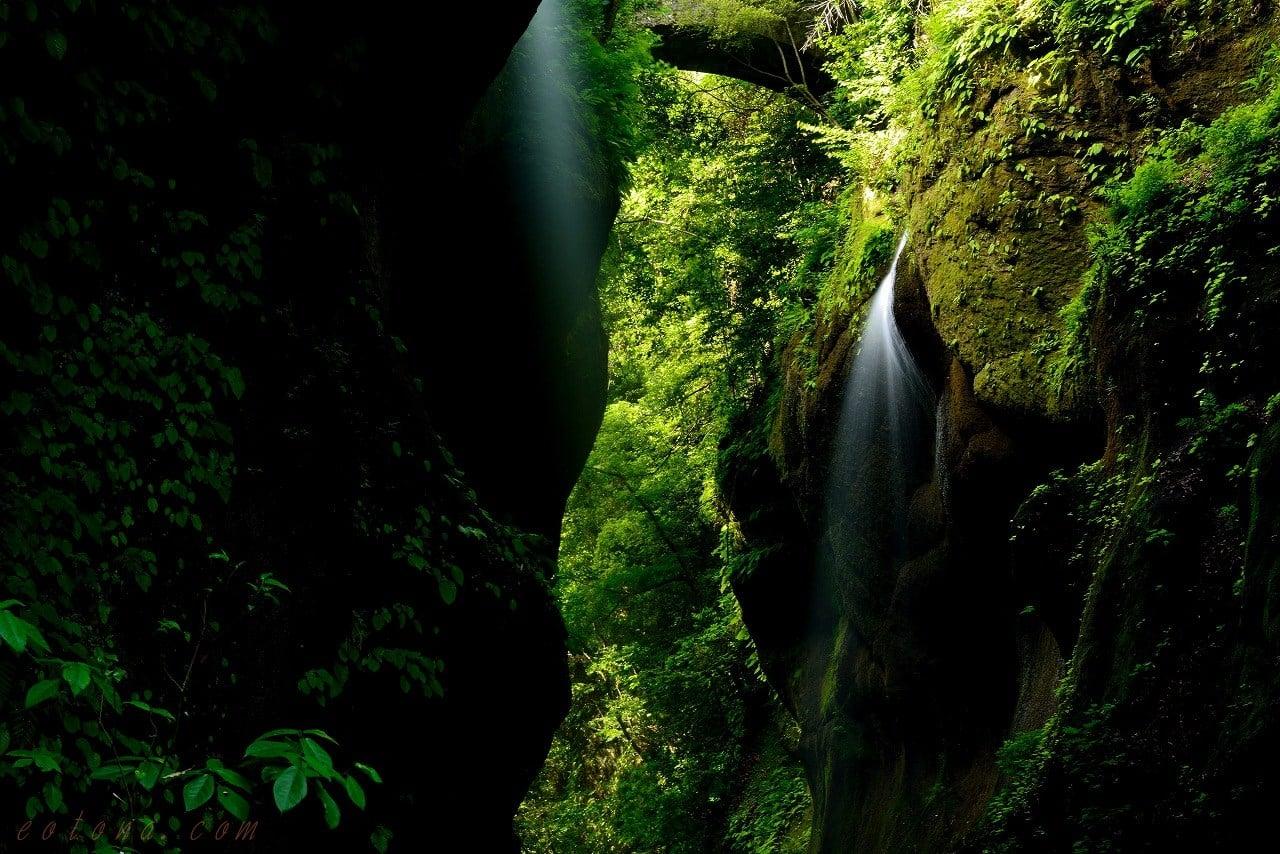 Valle de Yufugawa 由布川峡谷