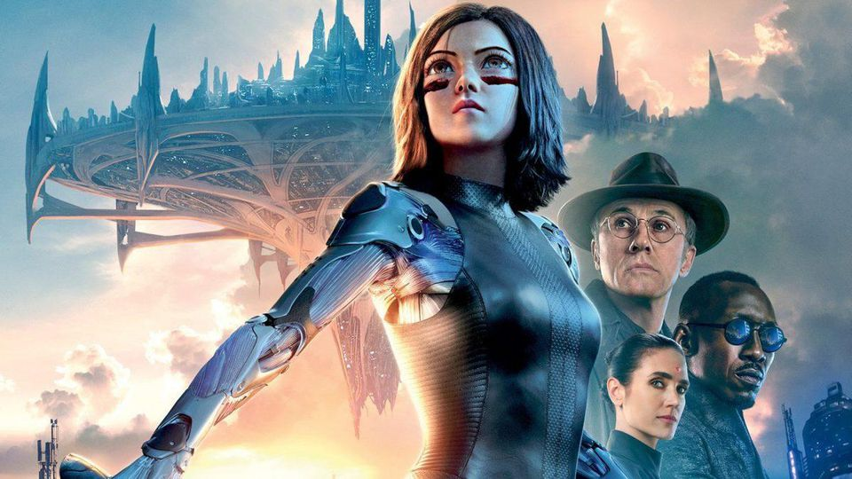 Alita: Battle Angel. Versión live action de la serie de anime homónima.